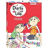 Charlie and Lola - Volume 3 [DVD]