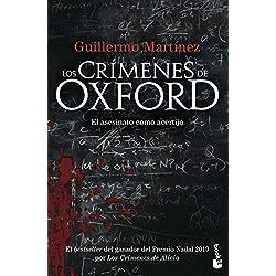 Los crímenes de Oxford (Bestseller) Premio Mandarache 2006