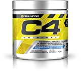 Cellucor, C4 Original Explosive Pre-Workout Supplement, ICY Blue Razz, 30 Servings