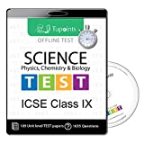 ICSE class 9 Science(Physics,Chemistry,B...