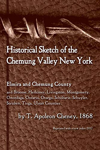 Historical Sketch of the Chemung Valley, New York: Elmira and Chemung County, and Broome, Herkimer, Livingston, Montgomery, Onondaga, Ontario, ... Schuyler, Steuben, Tioga, Ulster Counties
