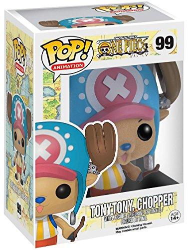 Funko Pop Tony Tony Chopper – Tacto Terciopelo (One Piece 99) Funko Pop One Piece
