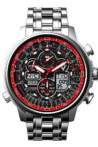 Citizen Gents Red Arrows Navihawk Limited Edition Watch JY8040-55E
