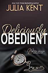 Deliciously Obedient (Obedient Series #3) (English Edition)