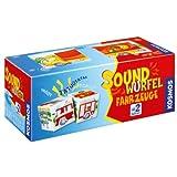 Kosmos 911418 - Soundwürfel Fahrzeuge für Kinder ab 2 Jahre Lernspielzeug mit Geräuschen NEU