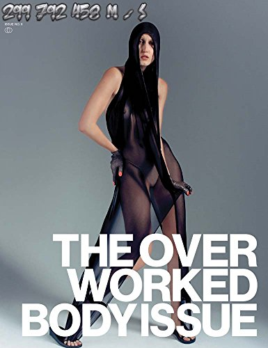 299 792 458 m/s The Overworked Body Issue #2 An Anthology of 2000s dress by Robert Kulisek / David Lieske (299 792 458 m / s magazine, Band - Gallagher Kostüm