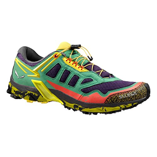 Salewa MS ULTRA TRAIN, Chaussures Multisport Outdoor homme Gelb (Mystical/Ringlo)