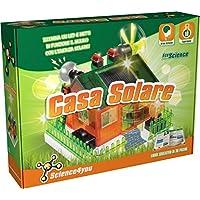 Science4you - Casa Solare: Kit Scientifico di Energia Rinnovabile