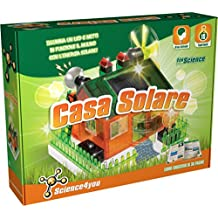 Science4you - Casa Solare: Kit Scientifico di Energia Rinnovabile -