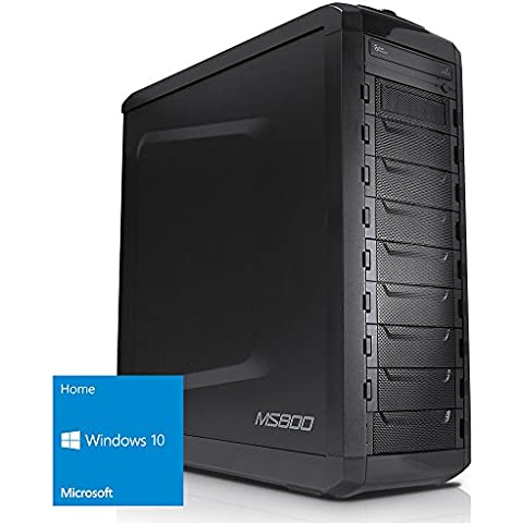 Intel i7–2600K/2700K + Asus P8Z68-V LX + Fermi de gráficos + Chasis diferentes 02b. i7-6700K + GTX1060 6GB + 250GB SSD +