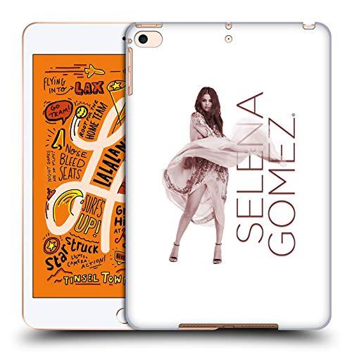 Head Case Designs Offizielle Selena Gomez Tour 2016 Bilder Revival Harte Rueckseiten Huelle kompatibel mit iPad Mini (2019) - Selena Bilder