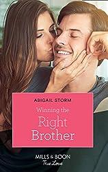 Winning the Right Brother (Mills & Boon Cherish)