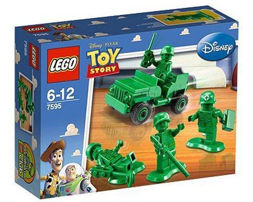 LEGO TOY STORY 7595 - PATRULLA DE SOLDADOS (REF  4610489)