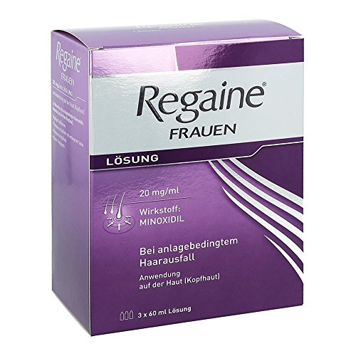 Regaine Frauen 3X60 ml