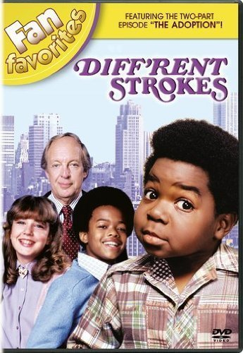 Diff'rent Strokes : Fan Favorites by Sony Pictures Home Entertainment