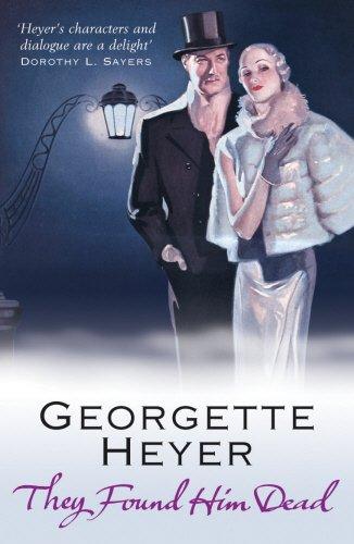They Found Him Dead - Wunderschöne Georgette