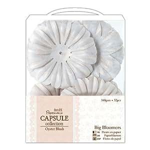 Fleur en papier - Docrafts Papermania