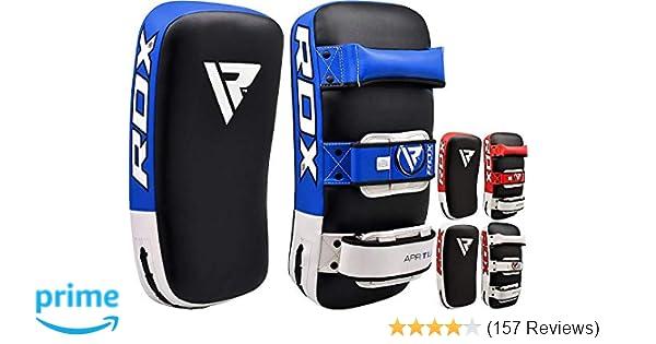 Taekwondo Kick Pad Karate Kickboxing MMA Train Foot Target Equipment Gear