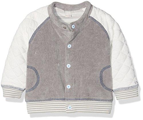 Esprit Kids Unisex Baby Strickjacke Cardigan, Grau (Elephant 231), 68
