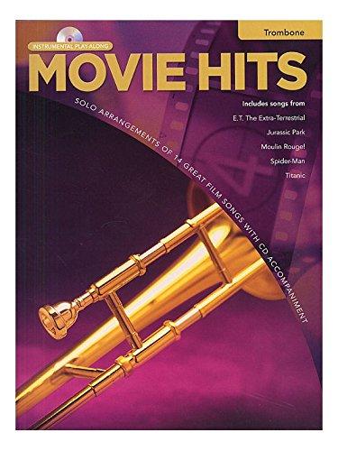 Movie Hits Instrumental Playalong: Trombone. Für Posaune