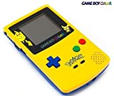 Game Boy Color Konsole, Pikachugelb -