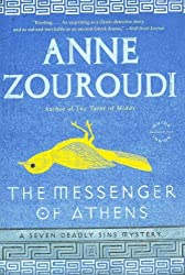 (THE MESSENGER OF ATHENS ) BY Zouroudi, Anne (Author) Paperback Published on (07 , 2011)