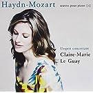 Haydn - Mozart : oeuvres pour piano, Vol.3 - L'esprit concertant