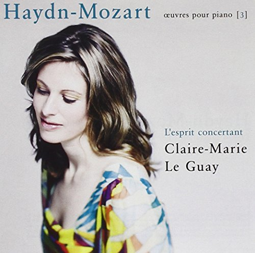HAYDN - MOZART - Oeuvres pour piano [vol. 3]