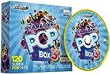 Zoom Karaoke Pop Box 3 Party Pack - 6 CD+G Box Set - 120 Songs