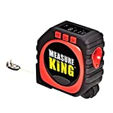 AimdonR Measure Kaiser,Tape Measure,String Mode, Sonic Mode et Roller,As Seen On Tv,MK-MC12/4
