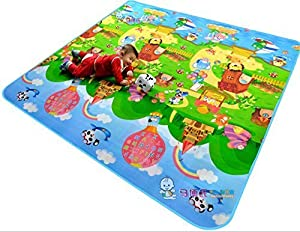 Large Baby Care Floor Mat Playing Mat Crawl Mat