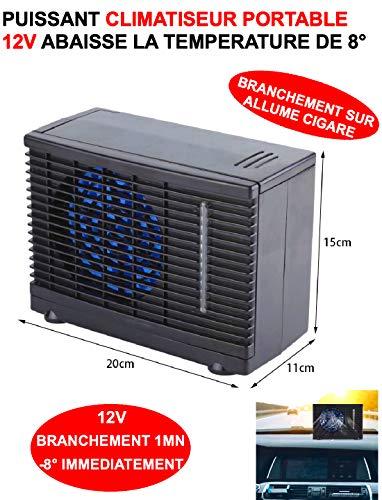 Zoom IMG-2 lcm potente climatizzatore 12 v
