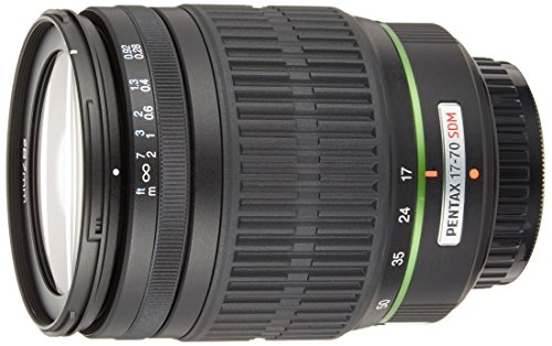 Pentax DA17-70 F4AL SMC-DA 17-70mm / f4,0 (IF) SDM Objektiv (Standardzoom) für Pentax