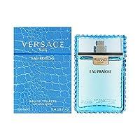 Versace Eau Fraiche by Versace for Men -  Eau de Toilette, 100ml