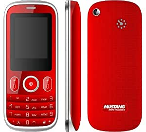 Mustang M33 Red / Rouge Téléphone portable / Mobil Phone / GSM