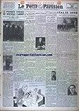 PETIT PARISIEN DERNIERE EDITION (LE) [No 20384] du 20/12/1932