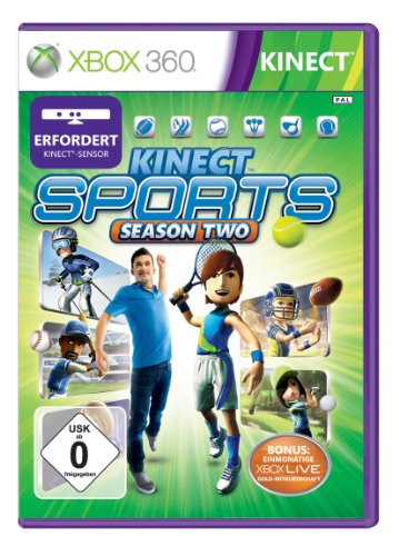 Kinect Sports 2 (Kinect erforderlich) - 360 Xbox Baseball-spiele,