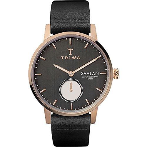 TRIWA - Noir Svalan - Black Classic Super Slim