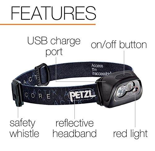 Petzl Actik Core Stirnlampe - 3