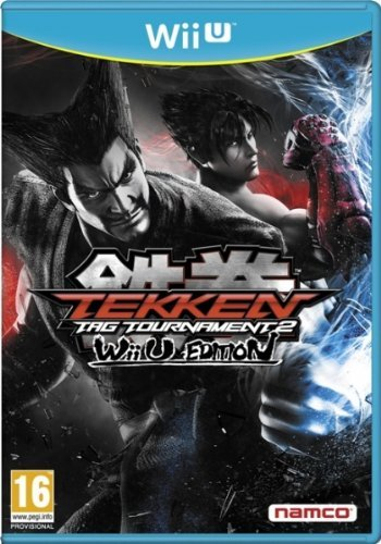 Tekken Tag Tournament 2 (Nintendo Wii U) by Namco Bandai