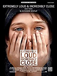Extremely Loud & Incredibly Close, Main Theme: Piano Solo, Original Sheet Music Edition