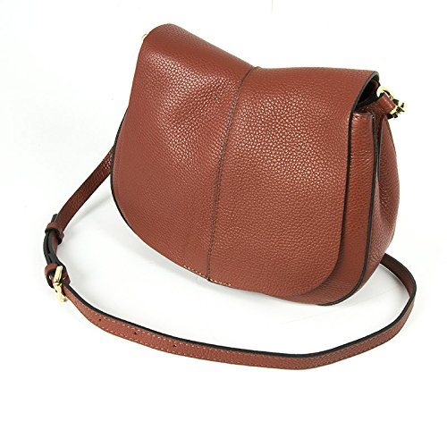 Borsa crossbody in pelle ,misura grande, Gianni Chiarini made in Italy