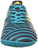 adidas Herren Nemeziz 17.4 in Fußballschuhe, Blau (Legend Ink/Solar Yellow/Energy Blue), 42 EU - 4