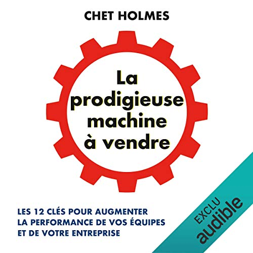 La prodigieuse machine à vendre par  Audible Studios
