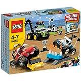 LEGO Bricks & More 10655 - Gara Di Fuoristrada