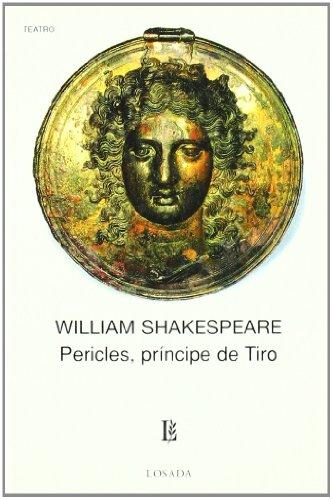 Pericles, Principe De Tiro -680- (Biblioteca Clasica Y Contemporanea)