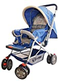 Best Beginnings Babies - Brunte Daisy Baby Stroller Pram, Blue Review