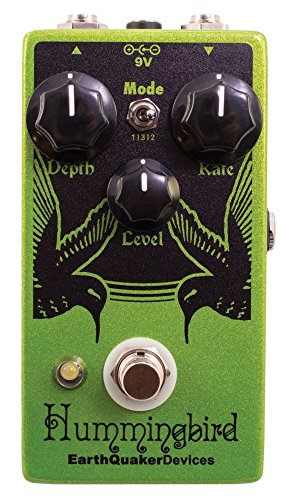 EarthQuaker Devices Hummingbird V3 · Pedal guitarra eléctrica
