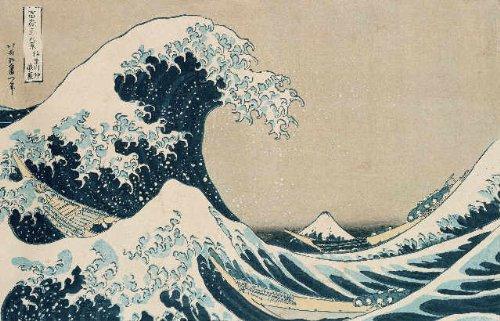 Kunstreproduktion: Katsushika Hokusai