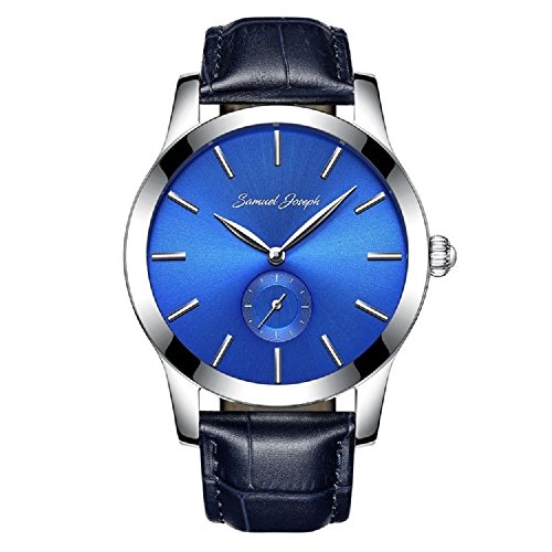 designer-samuel-joseph-limited-edition-bespoke-blau-herren-smart-armbanduhr-grosses-zifferblatt-edel